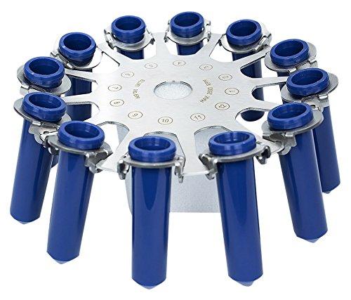 ELMI CM-6MT-3 6M.05 Rotor, Holds 5-15 mL x 12 Tubes for CM-6MT Centrifuge