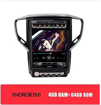 12.1 Pulgadas Android 9.0 Radio Navegador GPS Coche Para Maserati Ghibli 2014-2019 Coches Reproductor DVD Apoyo 4G / Opinión PosteriorRevés/Control Del Volante/Bluetooth/Wifi,4+64gb: Amazon.es: Coche y moto
