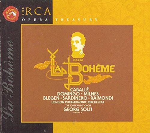 - Puccini: La Boheme