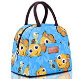 BALORAY Lunch Bag Tote Bag Lunch Bag Lunch Box Insulated Lunch Container G-197S Fish