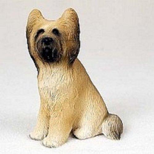- Briard Standard Figurine