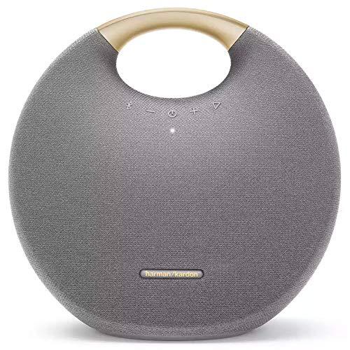Harman Kardon ONYXSTUDIO6-GY Onyx Studio 6 Portable Wireless Speaker - Gray