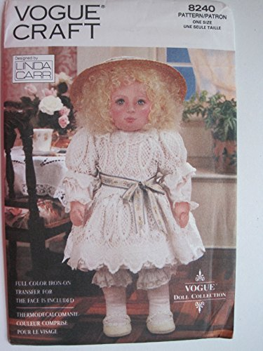 Vogue Doll Patterns - 2
