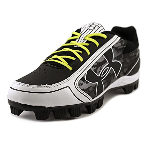 Under Armour Women 's UA Glyde RM Softball cornamusa blk-wht