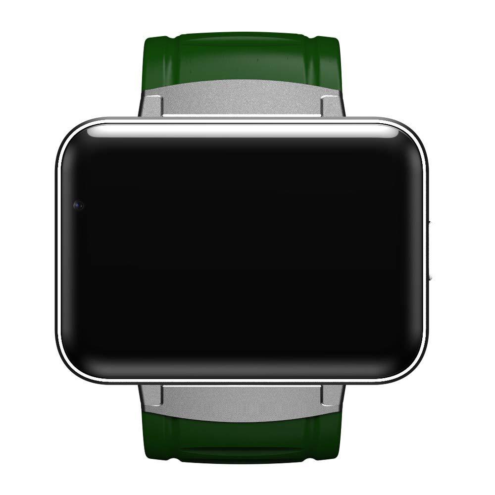 JSGJSH 2018 Pulsera Inteligente DM98 Reloj Inteligente ...