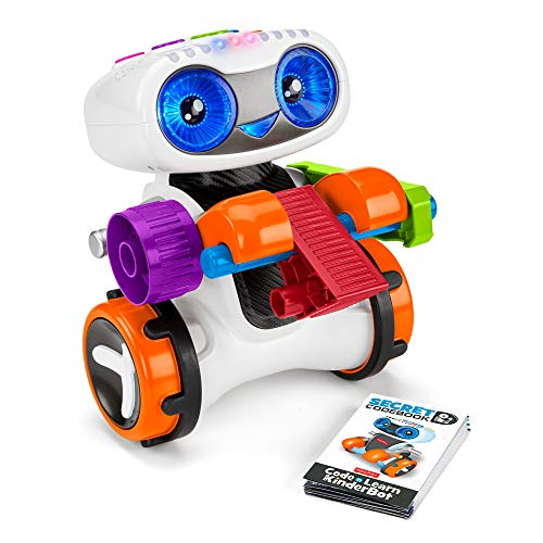 Code 'n Learn Kinderbot is one of the top Christmas toys for 3 year old girls