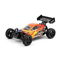 """The SunFire will be available """"Ready-To-Run"""" making it the highest on-road performance 4-wheel drive Electric Power racing car available to everybody. Completely preassembled with high quality radio gear, painted, trimmed and ready to roll. T..."""