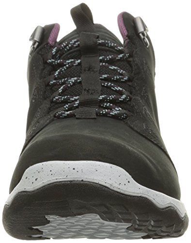Chaussures Mid Arrowood Hautes Randonnée Teva WP Noir Blk Femme Black de Lux HwIqgqA