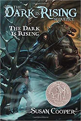 Cover Image from the Dark is Rising by Susan Cooper