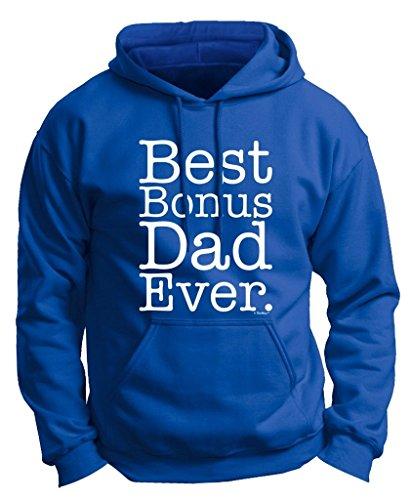 Fathers Bonus Premium Hoodie Sweatshirt
