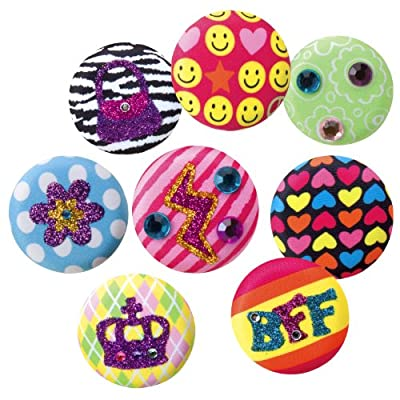ALEX Toys Craft Fab Badge Maker: Toys & Games