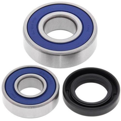 Front Wheel Bearings and Seal Kit Suzuki QuadRunner LT-230GE 1985 1986