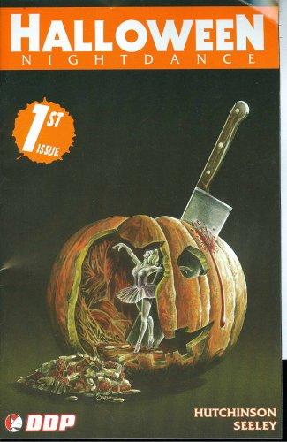 Halloween Nightdance #1 C Variant Cover C -