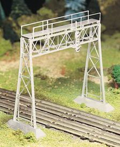 Bachmann Trains Signal Bridge - Silver by Bachmann Industries -
