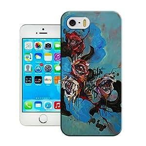 Customizable Graffiti iphone Case - For iphone 5/5s - Designer Case
