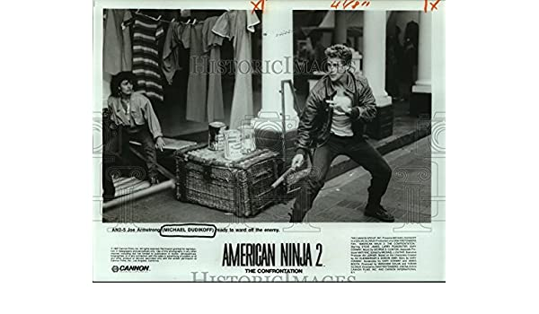 Amazon.com: Vintage Photos 1987 Press Photo Michael Dudikoff ...