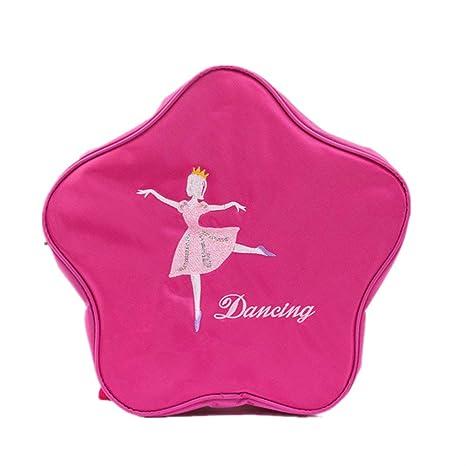 Hand&Star Bolsos De Ballet para Chicas Impreso Mochila ...