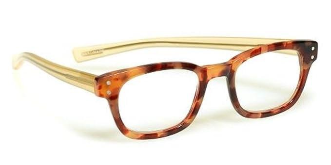 592edbfb78 Amazon.com  Eyebobs Reading Glasses Butch 2249 T15 Tortoise front ...