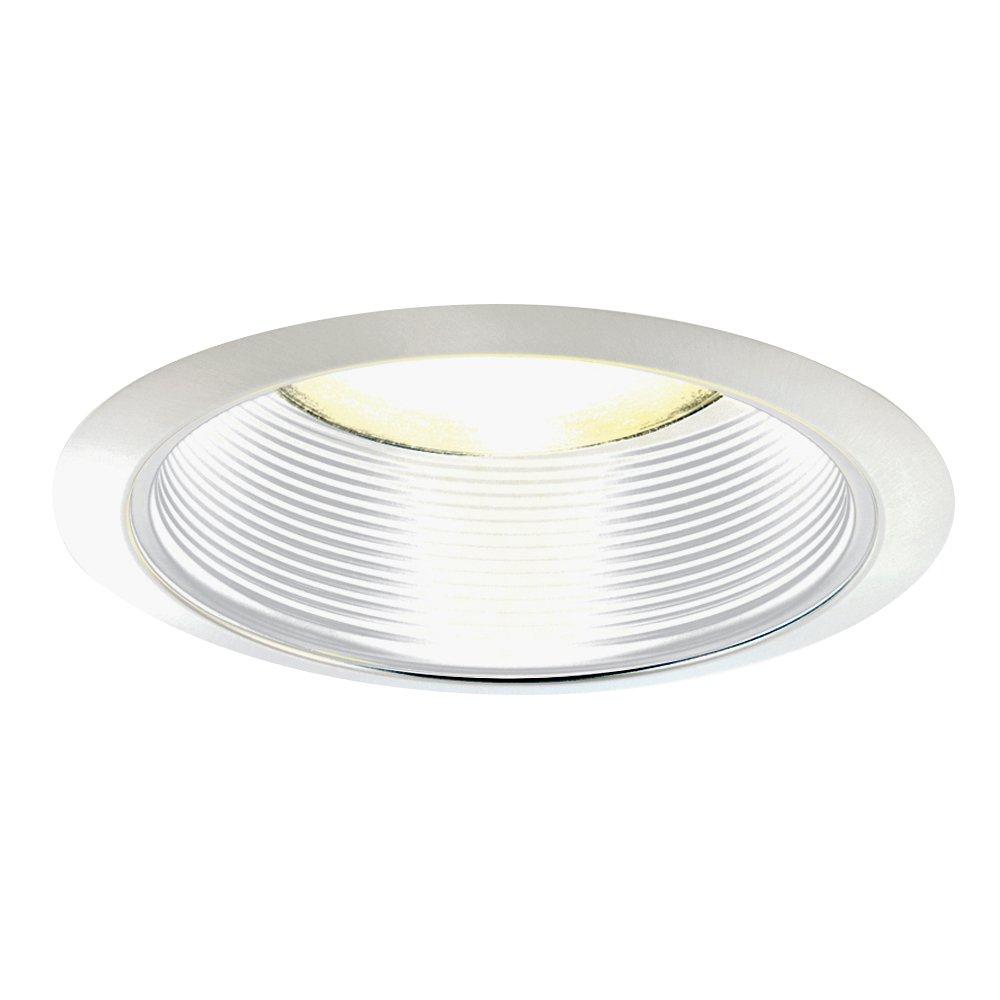 Jesco Lighting HILV10950WH ミニ デコ 109シリーズ 低電圧 トラック照明器具 Diameter: 7-7/8