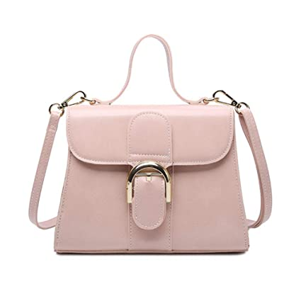 Image Unavailable. Image not available for. Color  JIXDF New Women s Bag  Simple Fashion Ladies Bag Handbags Shoulder ... f7b2d372180e9