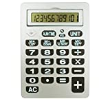 Reizen 12-Digit Jumbo Talking Calculator