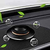 MANLI Car Fragrance Diffuser,Car Perfume Air Freshener UFO Shaped Fragrance Aromatherapy Essential Oil Car Scent Diffuser Air Purifier Remove Smoke and Bad Odors Air Force
