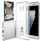 DMG Ultra Thin Clear Transparent TPU Back Cover Case For Samsung Galaxy Note 7 (Clear)