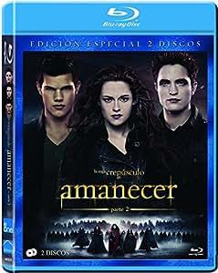 Amanecer 2 [Blu-ray]