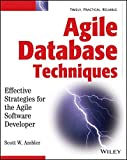 Agile Database Techniques: Effective Strategiesfor the Agile Software Developer