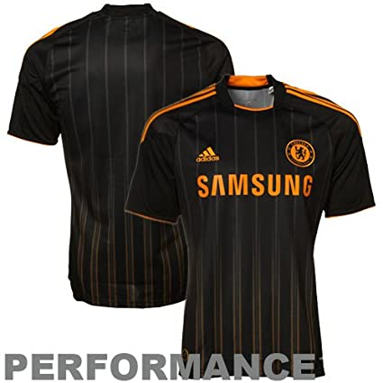 2c1c36a0d88 Amazon.com : adidas Chelsea FC Away Jersey XL : Sports Related ...