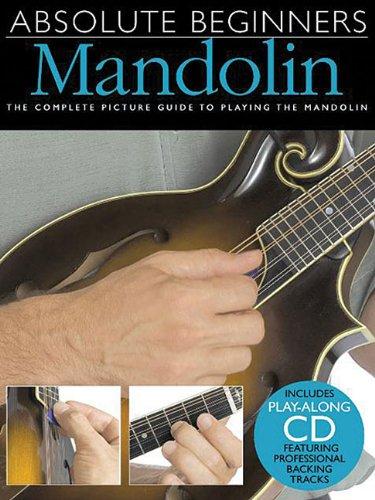 Beginner Mandolin Lessons - Absolute Beginners - Mandolin