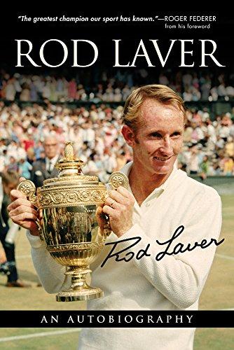 Laver Rod Roger Federer (Rod Laver: An Autobiography)