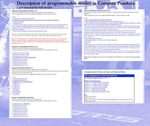 eRCaGuy Programmable Computa Pranksta USB Device/Mouse