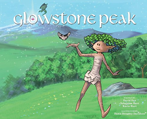Glowstone Peak por Karin Hurt,Dawn Doughty Davidson