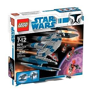 LEGO Star Wars Hyena Droid Bomber (8016) - 51 2BcjrWL99L - LEGO Star Wars Hyena Droid Bomber (8016)