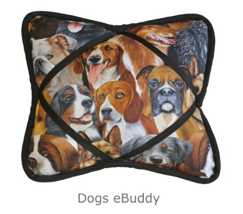 "eBuddy – Dogs - 10 ½"" x 11 ½"" - iPad Mini, Kindle, Kindle..."