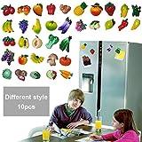 Refrigerator Magnets,Shellvcase Home Decoration Mini Size...