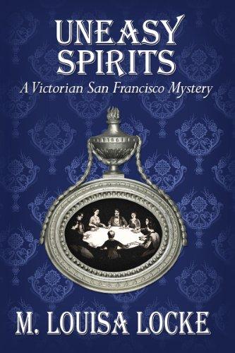 Free eBook - Uneasy Spirits