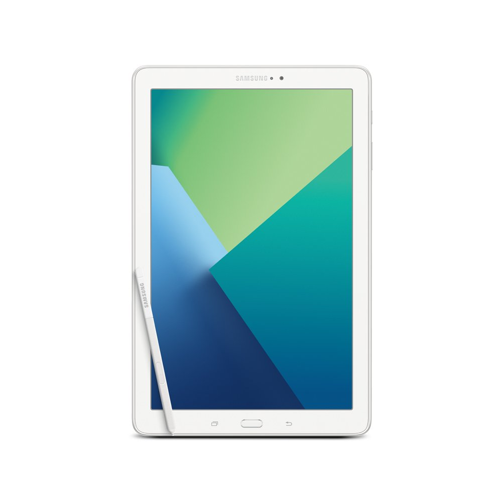 """Samsung Galaxy Tab A with S Pen 10.1""""; 16 GB Wifi Tablet (White) SM-P580NZWAXAR"""