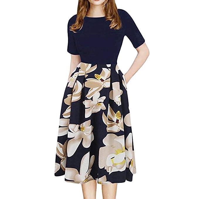 Vestido para Mujer,BBestseller Mujer 2019 Primavera Verano ...