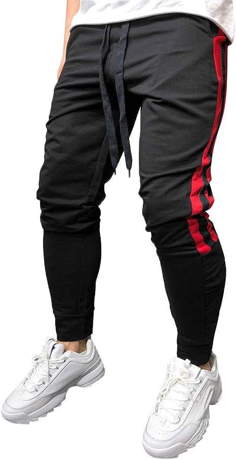 SamMoSon_shorts - Pantalones de Deporte para Hombre (algodón, con ...