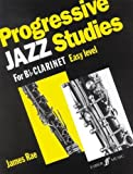 img - for Progressive Jazz Studies for B-flat Clarinet, Bk 1 (Faber Edition) book / textbook / text book