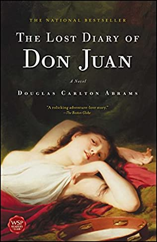 book cover of The Lost Diary of Don Juan