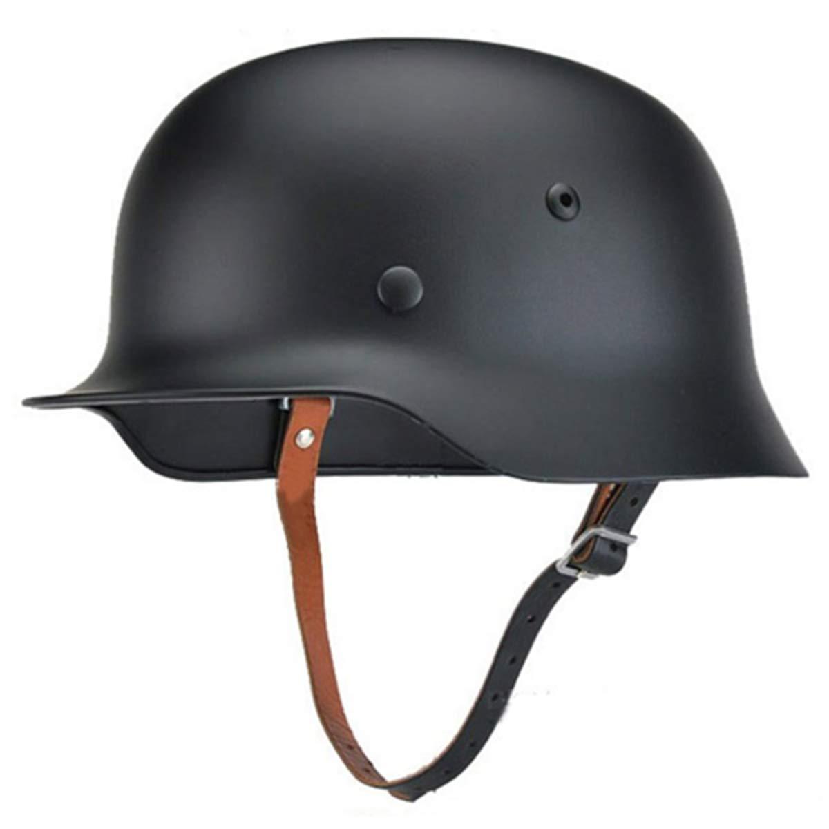 SYLPHID Green WW2 German Elite Wh Army M35 M1935 Steel Helmet Stahlhelm