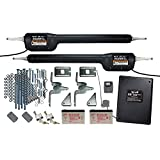 Mighty Mule Silver Series Heavy Duty Dual Gate Opener Kit 18ft 850lbs HD