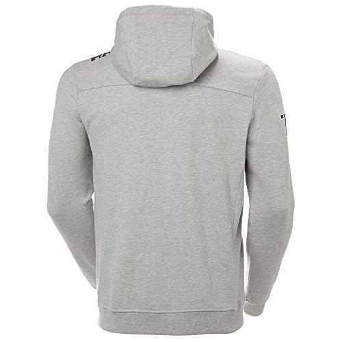 Club Gris À shirt nbsp;capuche Homme Helly 949 Fz Hansen gris Sweat Hoodie 5nOzYR