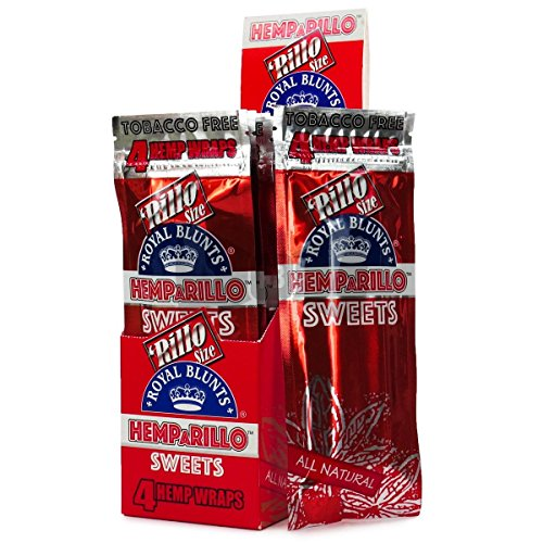 Hemparillo Sweets Rillo size 15 pack of 4