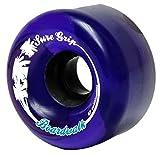 Sure-Grip Boardwalk Outdoor Wheels - Purple