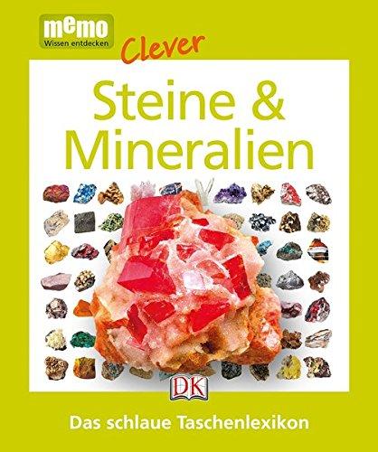 memo Clever Steine & Mineralien: Das schlaue Taschenlexikon