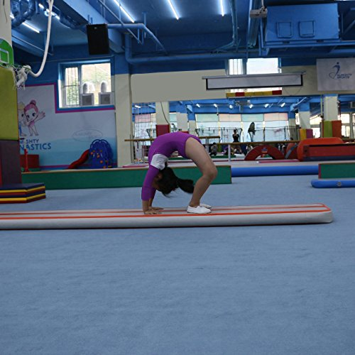 Darget Gymnastic Inflatable Air Track Tumbling Floor Mat